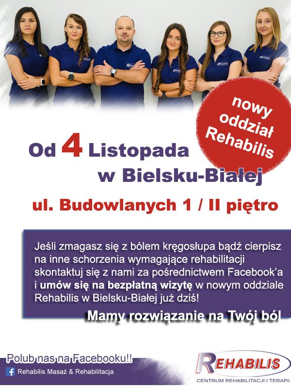 rehabilitacja Bielsko-Biała